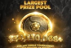 Giải thưởng The International của Dota 2 đạt kỷ lục hơn 40 triệu USD