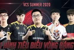 Đội hình tiêu biểu VCS Mùa Hè 2020: GAM và FL áp đảo