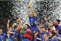9 trận chung kết EURO và World Cup của Italia trong lịch sử