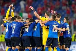 Italia sẽ gặp đối thủ nào ở vòng 1/8 sau khi chiếm ngôi đầu?