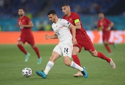 Nhật ký EURO 2021 ngày 12/6: Italia mất ngôi sao sau trận thắng Thổ Nhĩ Kỳ
