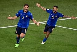 Italia chính thức xác định được đối thủ ở vòng 1/8 EURO 2021