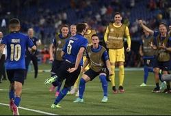 Cục diện bảng A EURO 2021 sau trận Italia thắng đậm Thụy Sĩ