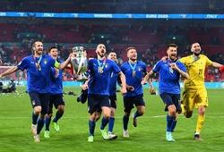 BXH FIFA: Italia và Argentina tăng bậc, Mỹ bất ngờ lọt vào top 10