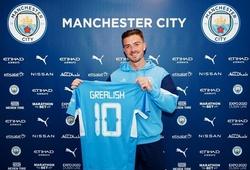 Grealish được trao áo số 10, Messi hết cửa đến Man City?