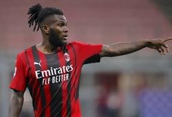 """Kessie đưa ra thông điệp """"mát lòng"""" cho AC Milan từ Olympic 2021"""