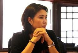Hoa khôi Kim Huệ bật mí vụ chuyển nhượng tiền tỉ bất thành