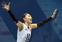 Sao bóng chuyền Kim Yeon-koung là người cầm cờ của thể thao Hàn Quốc tại Olympic Tokyo 2020