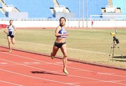 Sau 5 tấm HCV giải Điền kinh VĐQG, Lê Tú Chinh tự tin hướng tới SEA Games 31