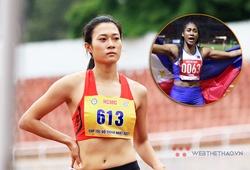 """Đối thủ số 1 tiến bộ vượt bậc, """"Nữ hoàng tốc độ"""" Lê Tú Chinh gặp khó ở SEA Games 31?"""