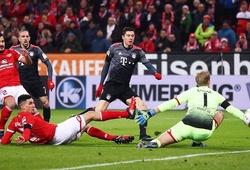 Lewandowski sắp đuổi kịp kỷ lục ghi bàn mọi thời đại ở Bundesliga
