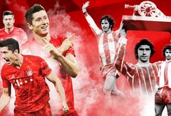 Lewandowski phá kỷ lục ghi bàn kỳ vĩ của Muller sau nửa thế kỷ