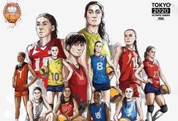 VĐV bóng chuyền nữ nào tham dự nhiều kỳ Olympic nhất thế giới?