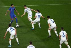 Lingard được so sánh với Messi và Maradona sau trận đấu của tuyển Anh