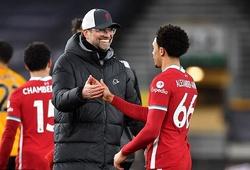 HLV Liverpool sốc khi Alexander-Arnold bị hắt hủi ở tuyển Anh