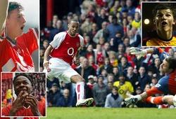 Arsenal vs Liverpool tạo nên cặp đấu có nhiều bàn thắng nhất