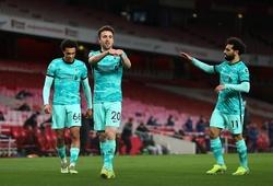 Diogo Jota đóng vai siêu dự bị cho Liverpool với hiệu suất ngoạn mục