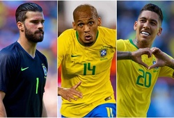 Liverpool có nguy cơ mất bộ ba ngôi sao do tập trung đội tuyển
