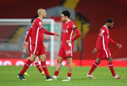 Liverpool lập kỷ lục buồn trên sân nhà sau khi thua Chelsea