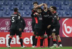 Cục diện top 4 Ngoại hạng Anh sau trận Liverpool thắng Burnley