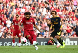 Lịch sử đối đầu, đội hình Liverpool vs Arsenal, Ngoại hạng Anh 2020
