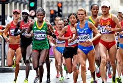 Thay đổi giờ thi đấu marathon nữ Olympic Tokyo 2021