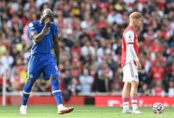 Lukaku ghi bàn đầu tiên cho Chelsea sau... 10 năm