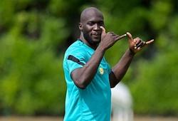 Inter tiếp tục cứng rắn với đề xuất của Chelsea cho Lukaku