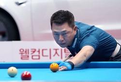 Bước đầu tranh giải thưởng billiards hơn 6 tỷ đồng: Mã Minh Cẩm thắng nghẹt thở Kim Ki Hyok