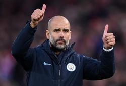 Guardiola không tự hào về chuỗi chiến thắng liên tiếp của Man City