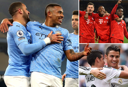 Man City và top 10 chuỗi chiến thắng dài nhất lịch sử