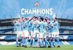 Man City vô địch Ngoại hạng Anh lần thứ 5 sau khi MU thất bại