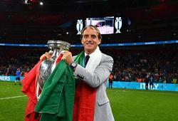 Roberto Mancini: Từ con trai người thợ mộc đến nhà vô địch EURO