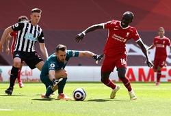 """Salah và Mane bị """"chê"""" sau khi Liverpool mất điểm"""