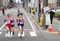 Marathon và đi bộ Olympic Tokyo 2020 thi đấu không khán giả