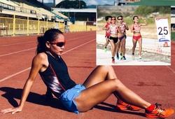 """""""Nữ hoàng marathon Philippines"""" tiêm phòng vaccine COVID-19 trước thềm SEA Games 31"""