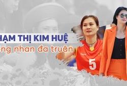"""Phạm Thị Kim Huệ và sự nghiệp """"hồng nhan đa truân"""""""
