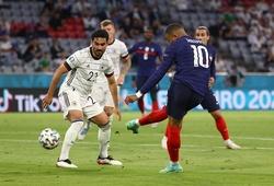 Mbappe tiếc nuối khi mất bàn thắng ngoạn mục cho Pháp