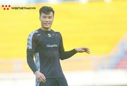 """Bùi Tiến Dũng """"đòi nợ"""" Hà Nội FC?"""