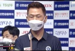 Mã Minh Cẩm cùng đồng đội vô địch kịch tính giải billiards carom 3 băng