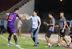 Chiếm lại ngôi đầu, HLV Sài Gòn tiến cử học trò cho thầy Park