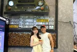 Quang Hải gọi Huỳnh Anh là Vợ yêu trong ngày sinh nhật tuổi 21