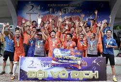 Cái kết bất ngờ từ giải hạng nhất Thiên Long 2020