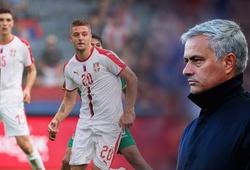 """Matic chấn thương, HLV Mourinho vẫn dự khán trận Serbia để """"xem giò"""" 2 ngôi sao"""