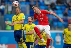Nhận định tỷ lệ cược kèo bóng đá tài xỉu trận Nga vs Thụy Điển