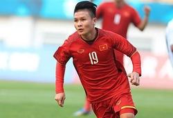 """Nguyễn Quang Hải: """"Big foot"""" của bóng đá Việt Nam năm 2018"""