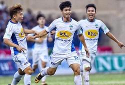 Công Phượng lọt vào đội hình tiêu biểu V.League 2018