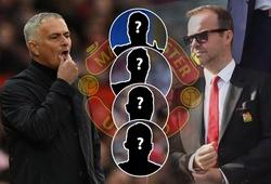 Hé lộ danh sách 4 mục tiêu của Mourinho cho mùa đông và nội dung cuộc họp kín với BLĐ Man Utd