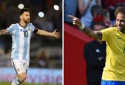 Neymar chia sẻ bất ngờ về Messi trước trận derby Nam Mỹ
