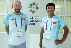 """HLV rowing Lê Văn Quang và chuyện """"phu thuyền"""" số 1 trên đỉnh châu  lục"""